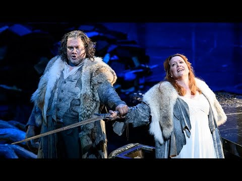 Why The Royal Opera love performing Die Walküre