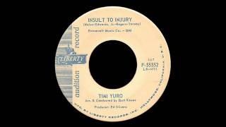 Timi Yuro - Insult To Injury