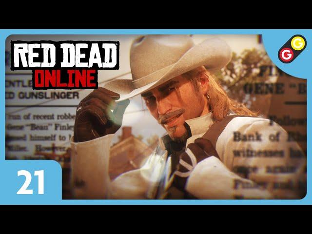 Red Dead Online #21 Gadu team VS Gene