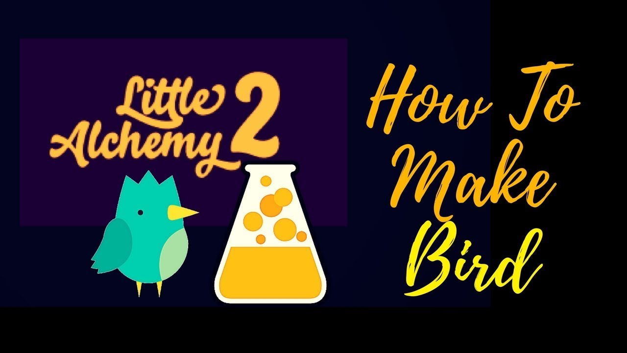 Little Alchemy 2 How To Make Bird Cheats Hints Youtube