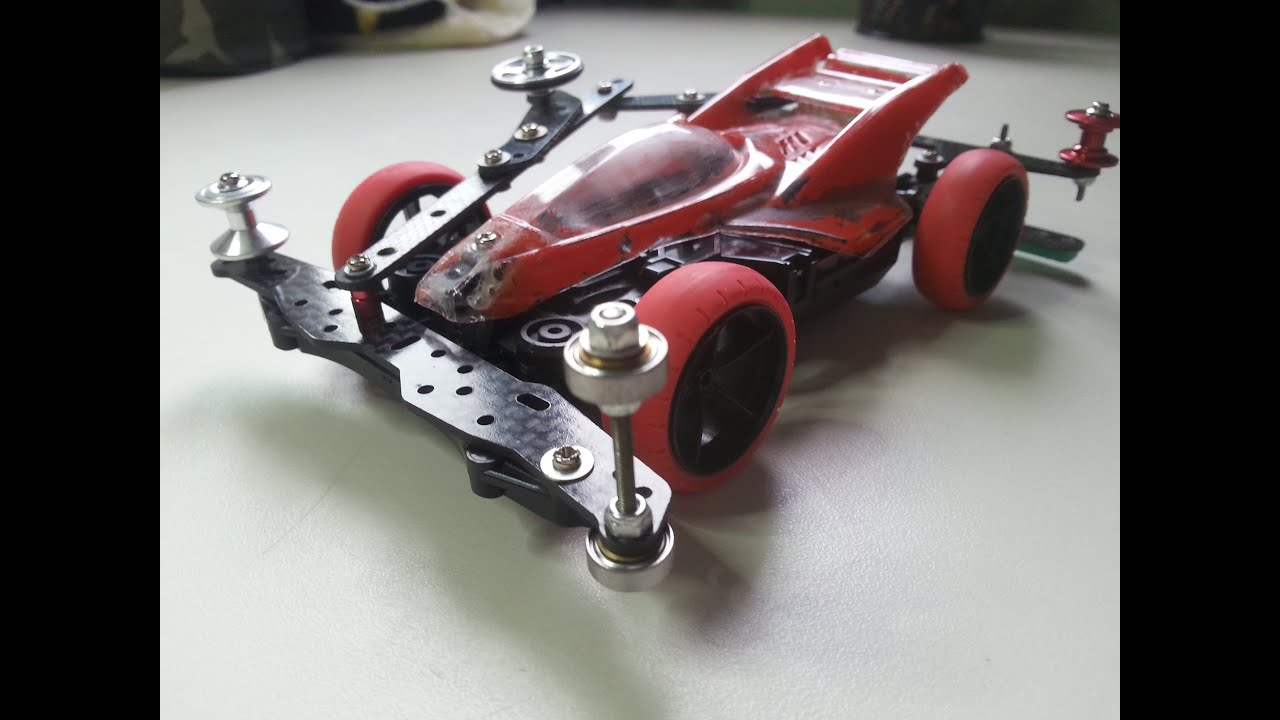 Mini Wd Super  Chassis Cars