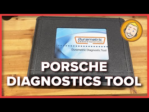 How to install and use the DURAMETRIC DIAGNOSTIC TOOL for Porsche – TOOL OF THE WEEK