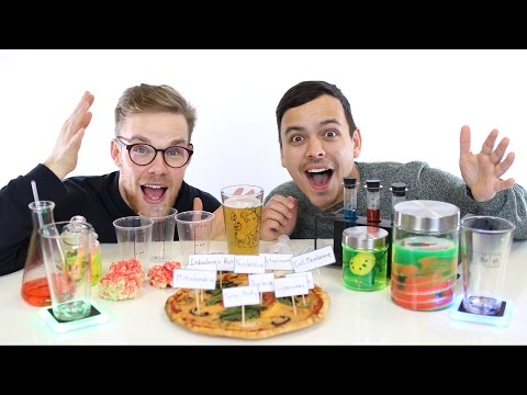 How To Throw A SCIENCE PARTY!