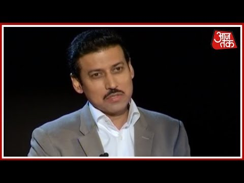 Rajyavardhan Rathore से सीधी बात | Exclusive
