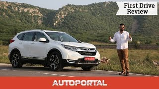 2018 Honda CR-V - First Drive Review - Autoportal