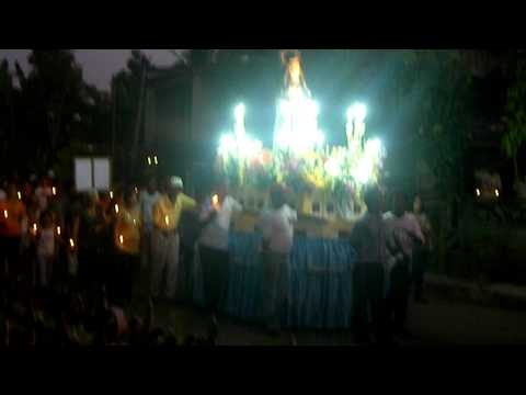 Good Friday Procession in Banga, Aklan on April 2011 pt. 6