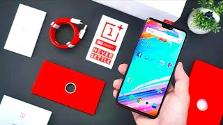 OnePlus 6 India unboxing after delivery from Amazon