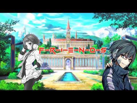 ♫Nightcore♫-FRIENDS (Switching Vocals) - (Lyrics)