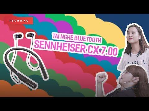 [Tặng quà] Tai nghe bluetooth in-ear Sennheiser CX 7.00 chính hãng trị giá gần 4 triệu