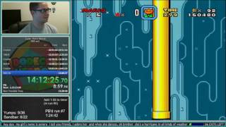 Super Mario World 96-exit Speedrun 1:24:15