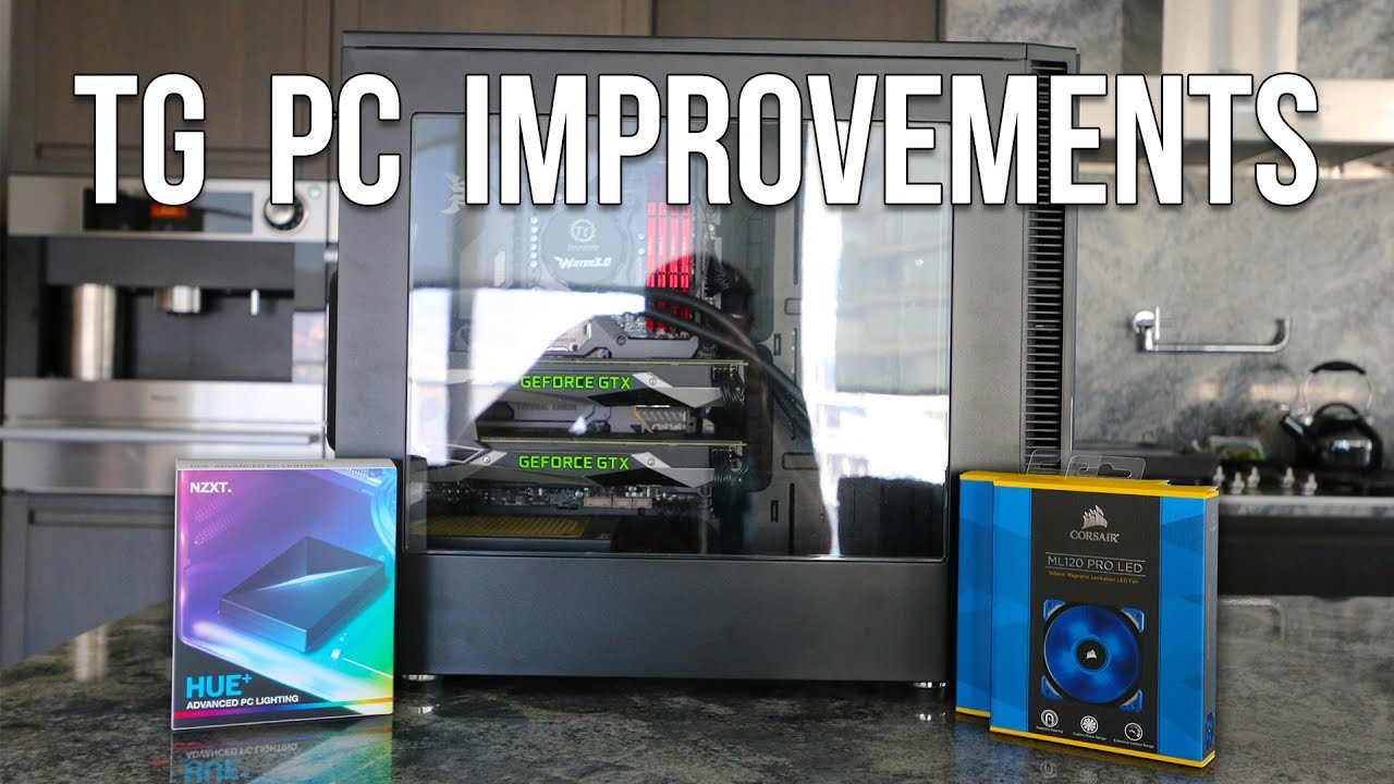 IMPROVING THE TYPICAL GAMER GAMING PC!!