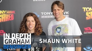 Shaun White: Life lessons from Tony Hawk