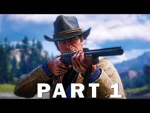 Red Dead Redemption 2 Walkthrough Gameplay Part 1 - Story Introduction [RDR2] PS4 Pro thumbnail