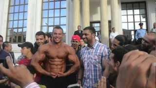 Bodybuilding Grand prix in Morocco by Johan Fehd Karouani