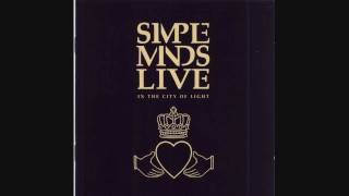 Simple Minds - Ghostdancing (Live In The City Of Light)