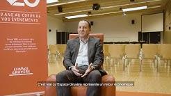 Pierre Alain Morard, Directeur de l'Union Fribourgeoise du Tourisme - 20ans Espace Gruyère