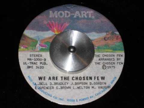 THE CHOSEN FEW - We Are The Chosen Few