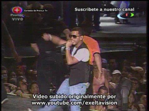 Tito El Bambino - Mia  ( Barquisimeto Top Festival 2008 )