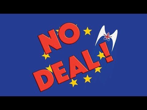 EU Presses Ahead With No-Deal Brexit Planning!