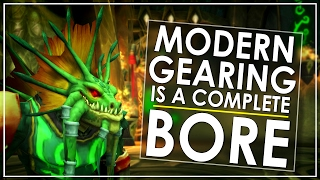 Modern WoW's RNG Overuse in Gearing: Creating Apathy & Hurting the Game
