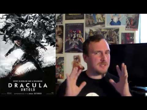 Dracula: Untold (2014) Movie Review