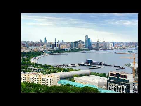 Baku Skyline - The Capital of Azerbaijan