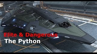 The Python (Elite Dangerous)