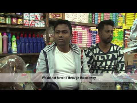 Plastic Waste Recycling in Bangladesh - A Skylink production
