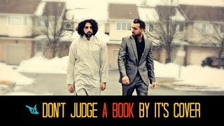 DON'T JUDGE A BOOK BY ITS COVER - SHAM IDREES