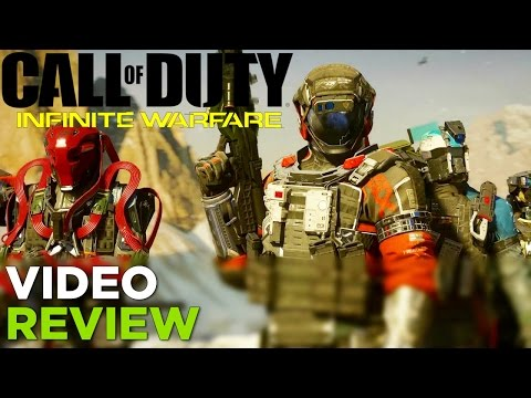 Call of Duty: Infinite Warfare Video Review