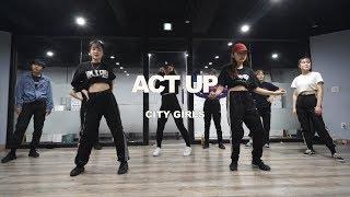 JEI CLASS | CITY GIRLS - ACT UP | E DANCESTUDIO | 이댄스학원 JEI CHOREOGRAPHY