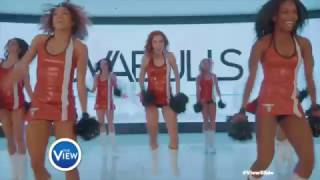 Chicago Luvabulls Rock The #ViewSlide | The View