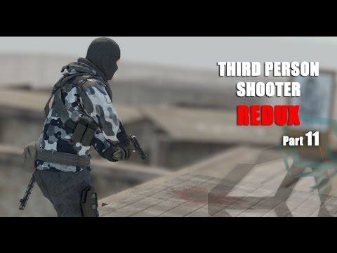 Unity 5 Tutorial Third Person Shooter Redux Part 11 Changing Characters