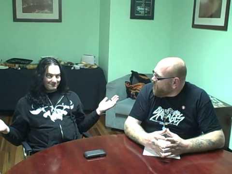 Steve Zing Interview - Danzig 25th Anniversary Tour