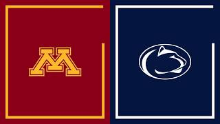 First Half Highlights: Penn State at Minnesota | Big Ten Basketball
