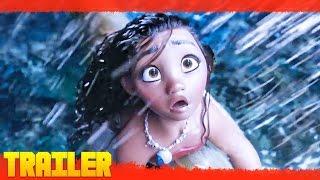 Vaiana Disney (2016) Nuevo Tráiler Oficial #3 Subtitulado