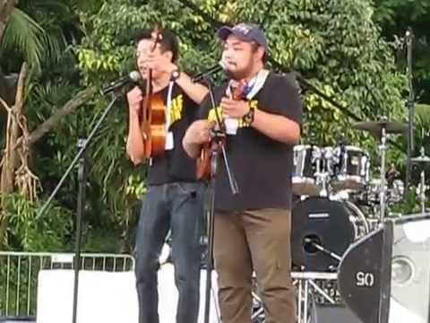 Sentosa ukulele Festival 2015