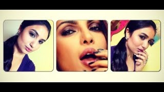 "Priyanka Chopra ""Exotic"" Ft. Pitbull Music Video Inspired Makeup Tutorial"
