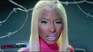 nicki minaj beez in the trap music video
