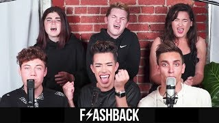 CHARLIE PUTH - ATTENTION (FLASHBACK COVER)