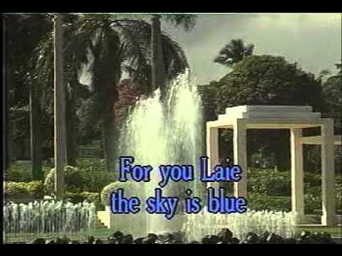 Hawaiian Karaoke - Behold Laie
