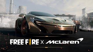 ¡McLaren ha llegado a Bermuda! Free Fire x McLaren🏁💥| Garena Free Fire