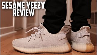 Adidas Yeezy Boost 350 v2 SESAME Review