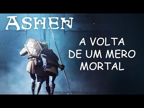 ASHEN #12 - A VOLTA TRIUNFAL DE UM MERO MORTAL thumbnail