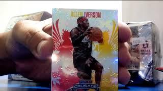 2013-14 Panini Crusade Basketball 2 boxes 022115