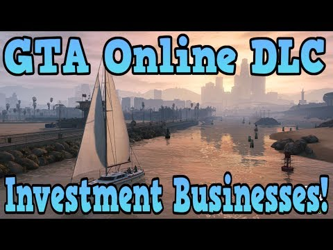 """GTA 5 Online"" Investment Property Income DLC Details ( Invest In GTA Online )"