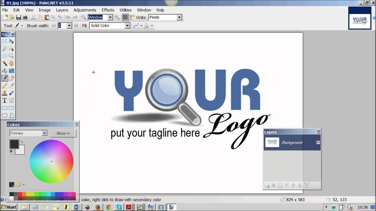 Paint Net Edit Psd Files