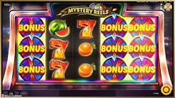 Mystery Reels | Super Big Win (MORE than 1250x) in Free Spins