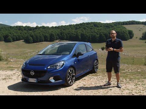 Opel Corsa OPC (2015) | La carica dei 207, tutti davanti!