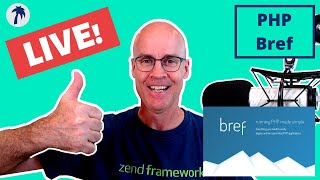 Creating new AWS Lambda PHP Mezzio application with Bref - Beachcasts LIVE!